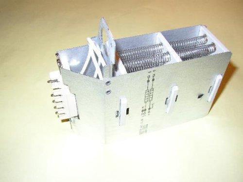 Heizung für Bosch Siemens Wäschetrockner Alternativersatzteil ersetzt 085462 080977