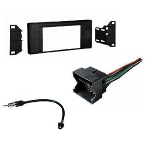 bmw x5 radio wiring amazon.com: bmw x5 2000-2006 e53 double din install radio ... bmw x5 headlight wiring diagram