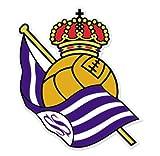 Real Sociedad De Futbol - Spain Football Soccer Futbol - Car Sticker - 5