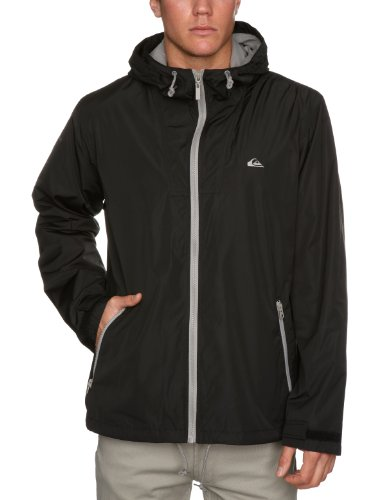 Quiksilver Potosi Mens Jacket Black Medium