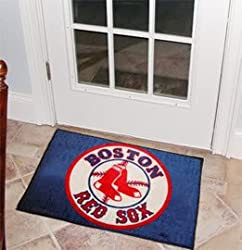 "Boston Red Sox 20""x30"" Starter Floor Mat (Rug)"