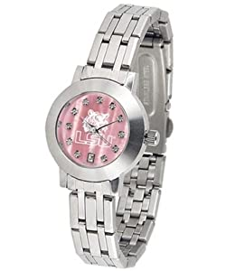 LSU Dynasty Ladies Mother of Pearl Watch by SunTime