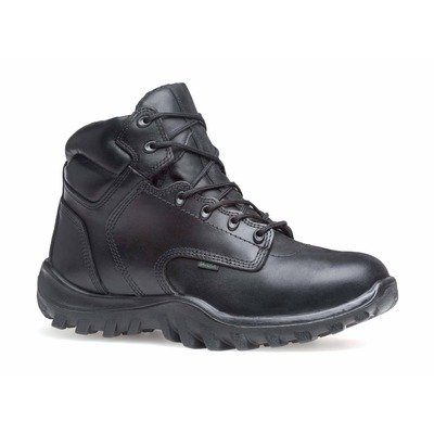Timberland Pro Mens Size 7.5 M Work Boots 44589 6″ Jamestown GTX Black Leather
