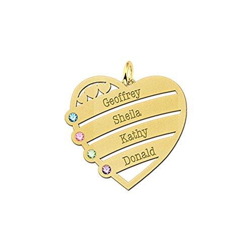 nome-collana-con-pendente-a-cuore-con-4-cristalli-swarovski-come-pietra-portafortuna-e-4-eingraviert