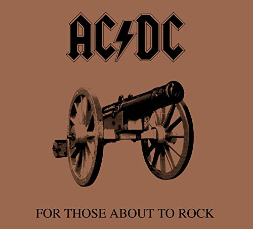 AC DC - For Those About To Rock (We Salute You) (Japanese SICP-1708) - Zortam Music
