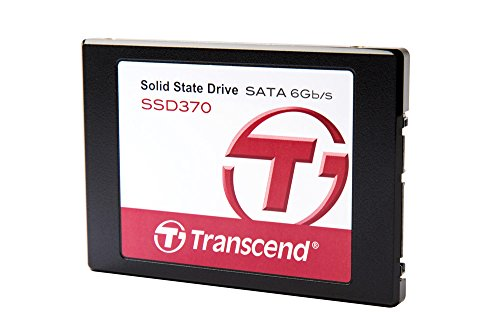 Transcend SSD370 interne SSD 512GB (6,4 cm (2,5 Zoll), SATA III, MLC)
