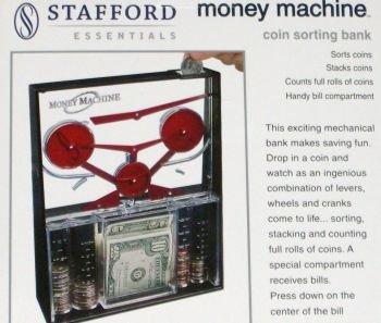 Money Sorter Online: Stafford Essentials Money Machine