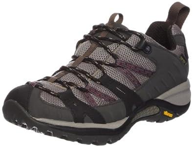 Merrell Siren Sport, Women's Low Rise Hiking Shoes, Grey (Dark Grey), 3.5 UK (36 EU)