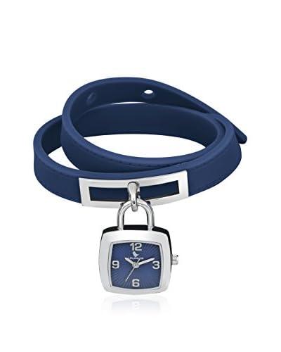 Laurens Quarzuhr 027021HH blau 23 mm