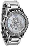 NIXON Women's NXA037710 Chronograph Dial with Swarovski Crystal Watch