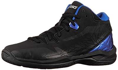 [アシックス] バスケットシューズ Gel-improve [ジュニア] ブラックアシックスブルー 23 Cm