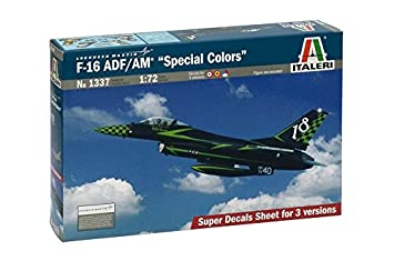 Italeri - I1337 - Maquette - Aviation - F-16 Spécial Colors