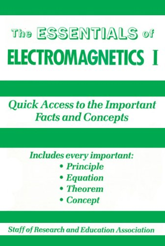 Electromagnetics I Essentials