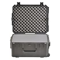 SKB 3I-2217-10BC Mil-Std Waterproof Case with Wheels and Cubed Foam