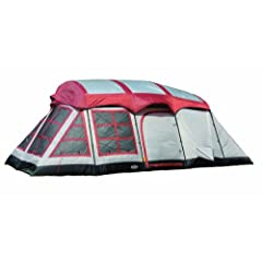 Buy Texsport Big Horn 3-Room Cabin Tent by Texsport