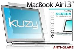 Kuzy Anti Glare Screen Protector Film for Macbook Air 13