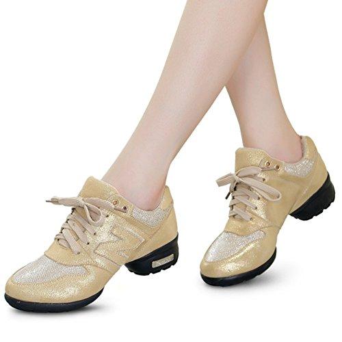 Dance Shoes, Scarpe da ballo donna, (C), Lunghezza 22.8 cm (9Inch)