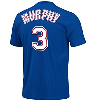 MLB Majestic Dale Murphy Atlanta Braves Cooperstown Collection Player T-Shirt - Royal... by Majestic