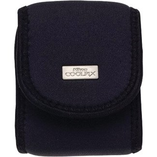 Nikon L Series Neoprene Case (Black)