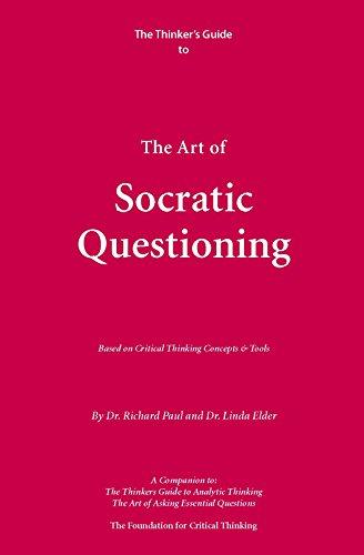 the art of critical thinking amazon