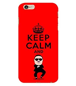 EPICCASE Keep Calm and Swing Back Case Cover For Apple iPhone 6/6s (Designer Case)