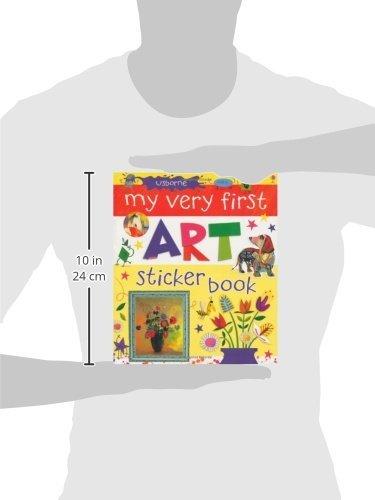 My Very First Art Sticker Book (My Very First Art Books)