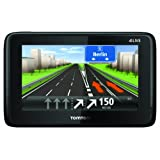 TomTom GO LIVE 1000 Navigationssystem (11 cm (4,3 Zoll) Fluid Touch Display, HD Traffic, Google, Bluetooth, Parkassistent, Europa 45)von &#34;TomTom&#34;