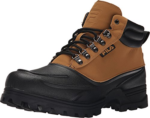 Fila Men's Weathertec Hiking Boots, Tan Synthetic, 13 M