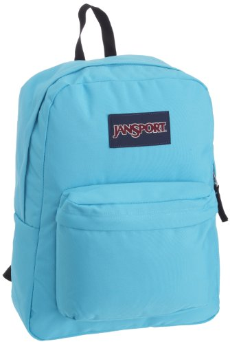 JanSport JanSport Classic SuperBreak Backpack, Mammoth Blue