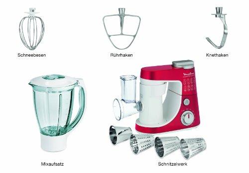 Moulinex qa404g15 robot da cucina - Prezzo robot da cucina moulinex ...