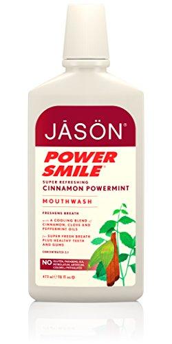 JASON Powersmile Mouthwash, Powermint cannelle,