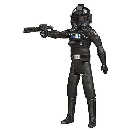 Star Wars Saga Legends TIE Pilot Figure