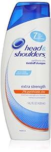 Head & Shoulders Extra Strength Dandruff Shampoo 14.2 Fl Oz (packaging may vary)