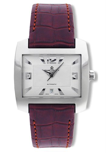 Baume and Mercier Hampton Spirit Men's Automatic Watch MOAO8254
