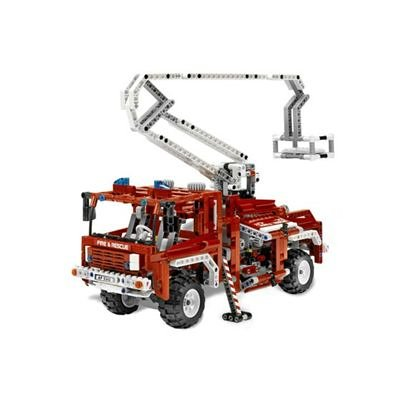 LEGO Technic 8289: Firetruck