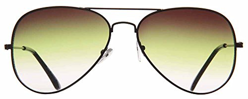 Aviator Posty Aviator Black Sunglasses (Fvvew072)
