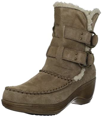 Softwalk Women's Manchester Boot,Sand,5.5 M US
