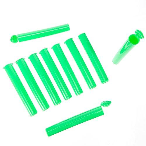 Squad-Goods-Blunt-Tubes-Set-of-10-Green