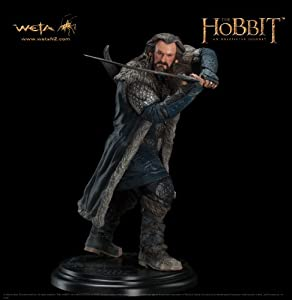 THE HOBBIT. THORIN OAKENSHIELD STATUE