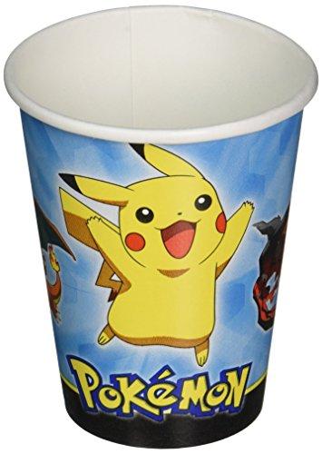 amscan-international-581844-266-ml-pokemon-paper-cup