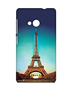Crackndeal Back Cover for Nokia Lumia 535