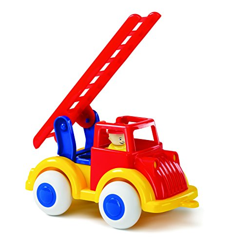 Toddler Fire Truck back-529868