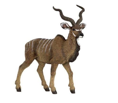 Papo Standing Great Kudu Toy Figure