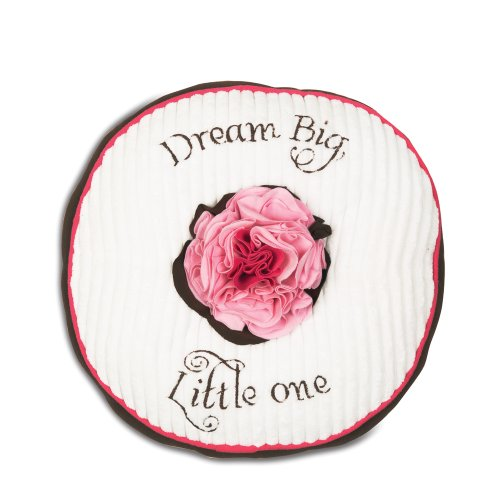 Pavilion Gift Company Baby Pillow, Dream Big, 12""