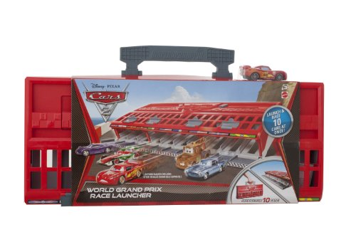 Cars 2 World Grand Prix Race Launcher