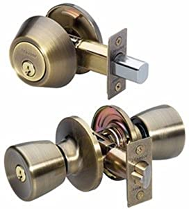 Master Lock Tuco0605 Tulip Entry Door Knob And Keyed Alike