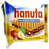 Ferrero Hanuta Wafers with hazelnut Cream (2's )