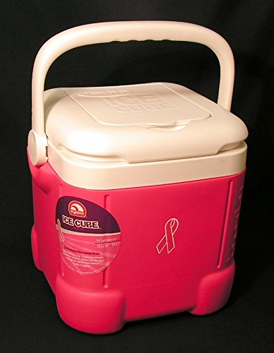 Igloo Ice Cube 14-Pink BCA (Igloo Cooler Pink compare prices)
