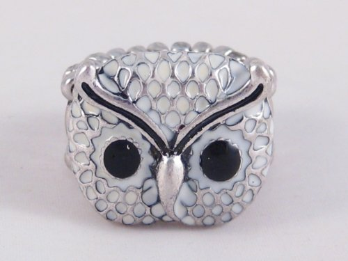 One New Beautiful Owl Stretch Ring