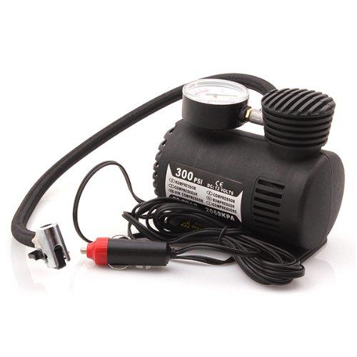 Generic 300Psi 12V Electric Car Auto Camper Portable Pump Air Compressor Tire Inflator